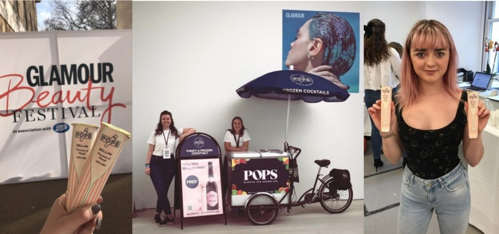 POPs and Glamour beauty festival